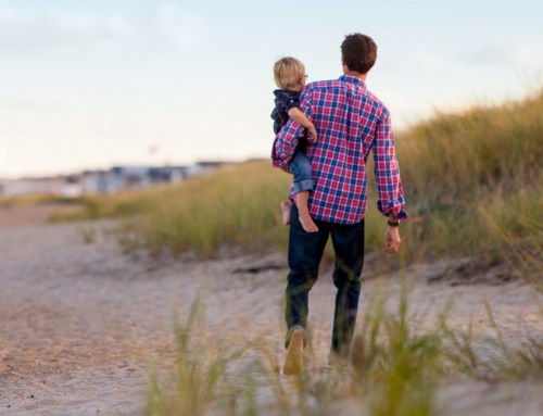 Faith is like a loving parent when you need it most